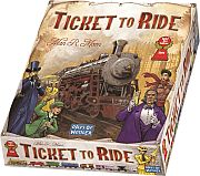 Image for Ticket to Ride (Menolippu) from Suomalainen.com