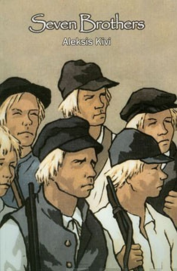Image for Seven brothers from Suomalainen.com