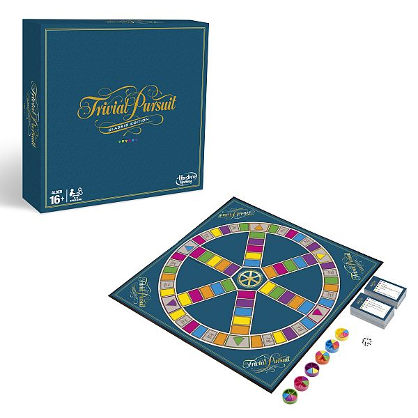 Image for Trivial Pursuit Classic Edition from Suomalainen.com