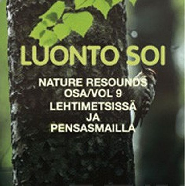Image for Luonto soi = Nature resounds (cd-levy) from Suomalainen.com