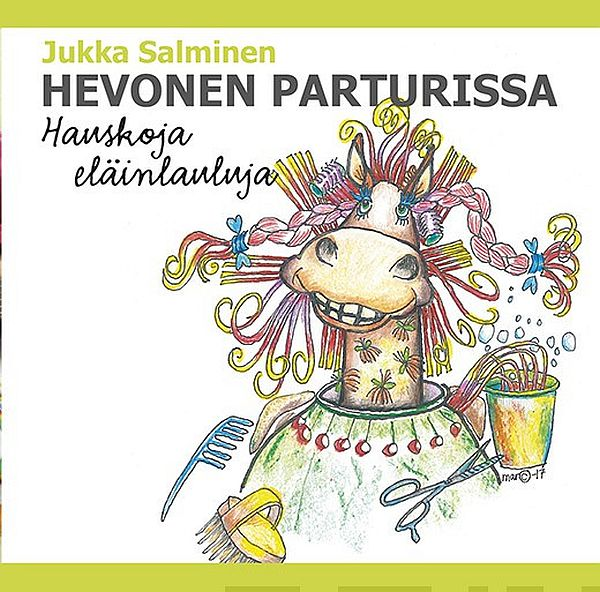 Image for Hevonen parturissa (cd) from Suomalainen.com