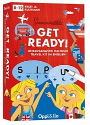 Image for Get Ready! from Suomalainen.com