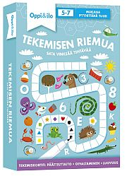 Image for Tekemisen riemua -tekemiskortit 5-7 v. from Suomalainen.com
