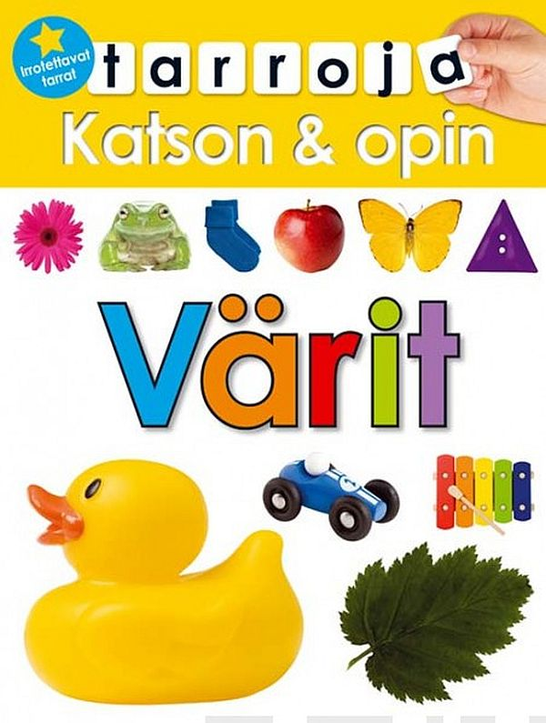 Image for Värit from Suomalainen.com