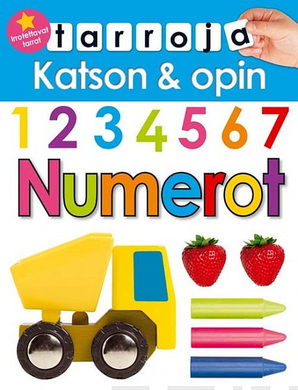 Image for Numerot from Suomalainen.com