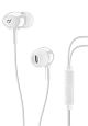 Cellularline nappikuuloke Acoustic White In-Ear Earphones With Microphone