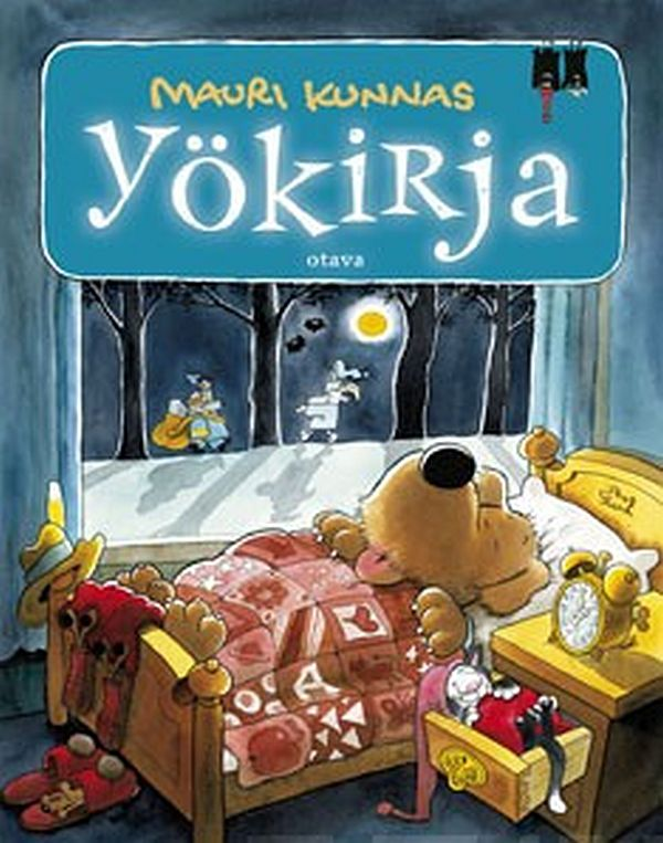 Image for Yökirja from Suomalainen.com