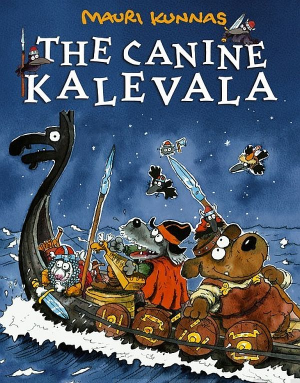 Image for Canine Kalevala from Suomalainen.com