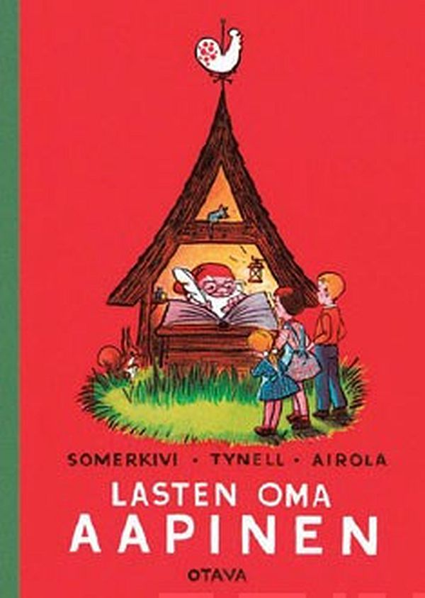 Image for Lasten oma aapinen from Suomalainen.com