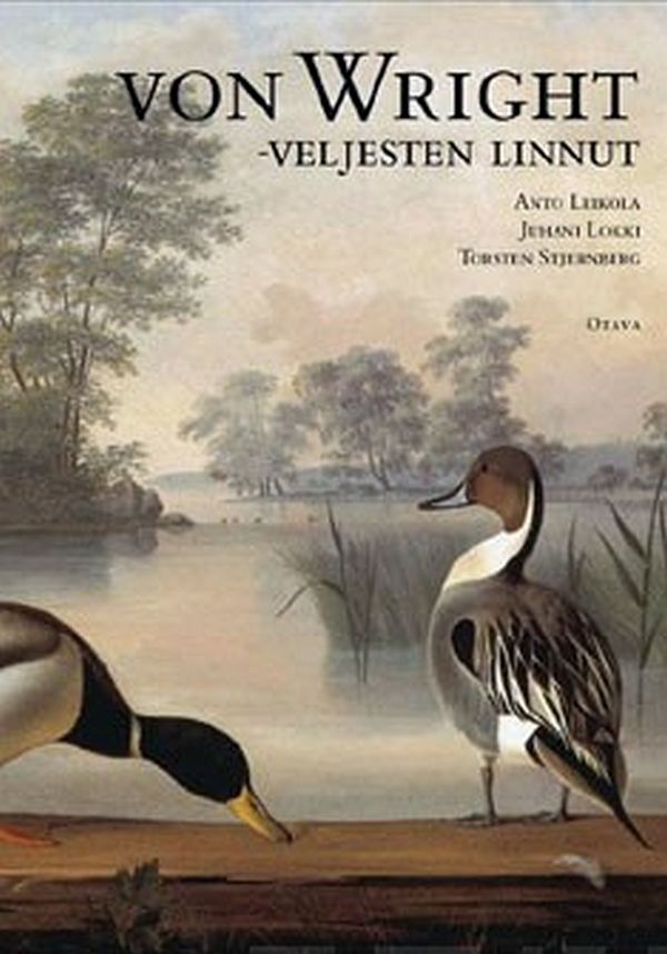 Image for Von Wright -veljesten linnut from Suomalainen.com