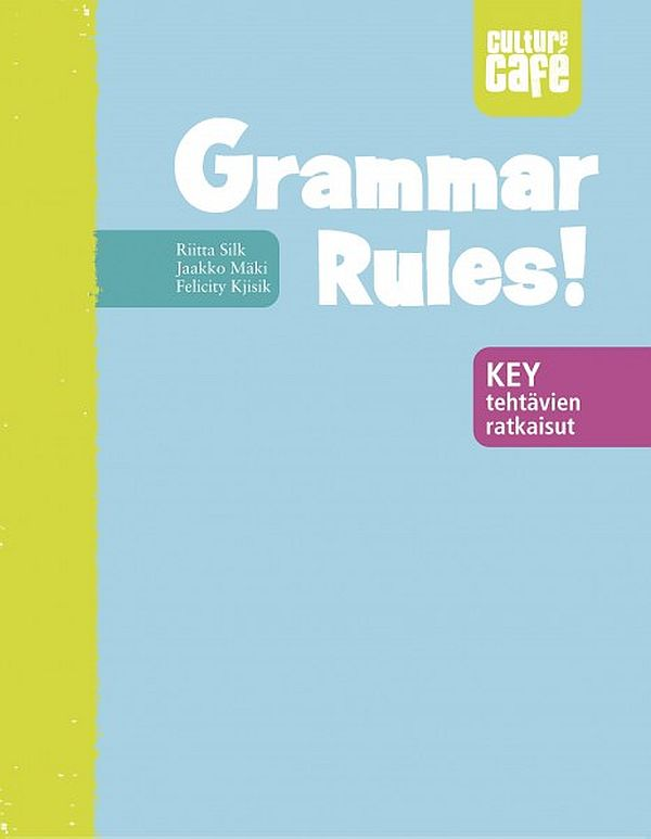 Image for Grammar Rules! from Suomalainen.com
