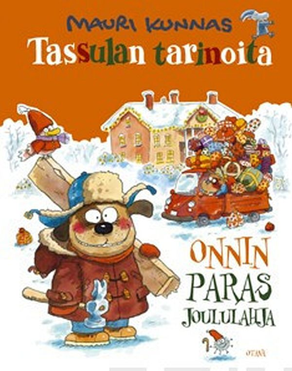 Image for Onnin paras joululahja from Suomalainen.com