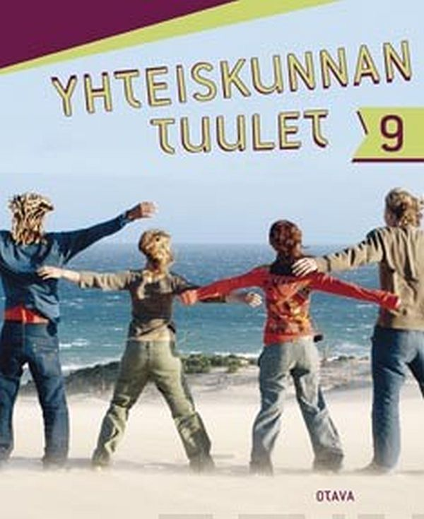 Image for Yhteiskunnan tuulet 9 from Suomalainen.com