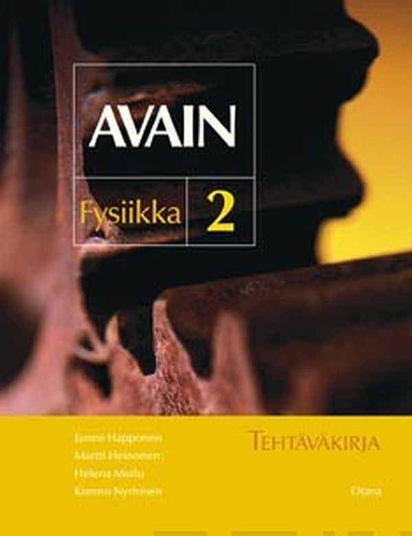 Image for Avain fysiikka 2 from Suomalainen.com