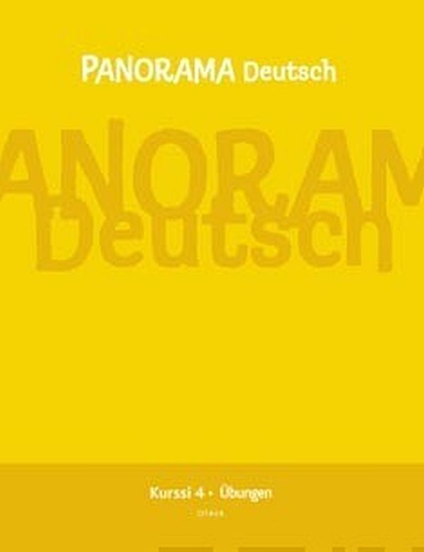 Image for Panorama Deutsch from Suomalainen.com