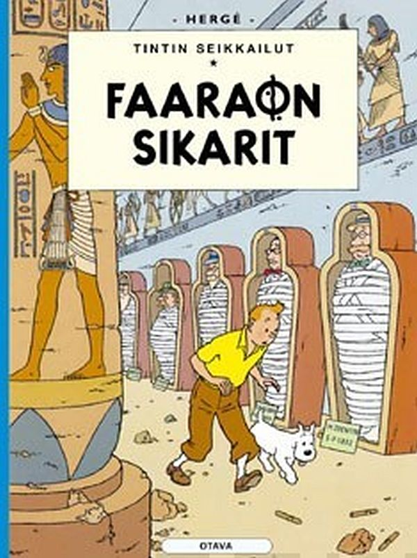 Image for Faaraon sikarit from Suomalainen.com