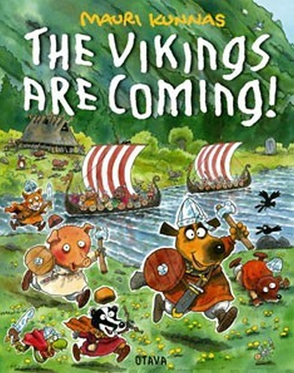 Image for Vikings are coming! from Suomalainen.com