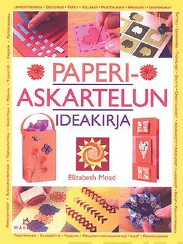 Image for Paperiaskartelun ideakirja from Suomalainen.com