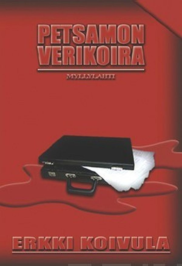 Image for Petsamon verikoira from Suomalainen.com