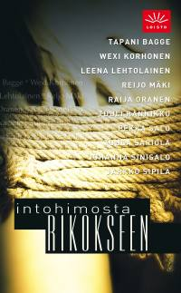 Image for Intohimosta rikokseen from Suomalainen.com