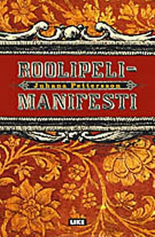 Image for Roolipelimanifesti from Suomalainen.com