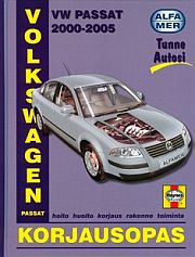 Image for VW Passat 2000-2005 from Suomalainen.com