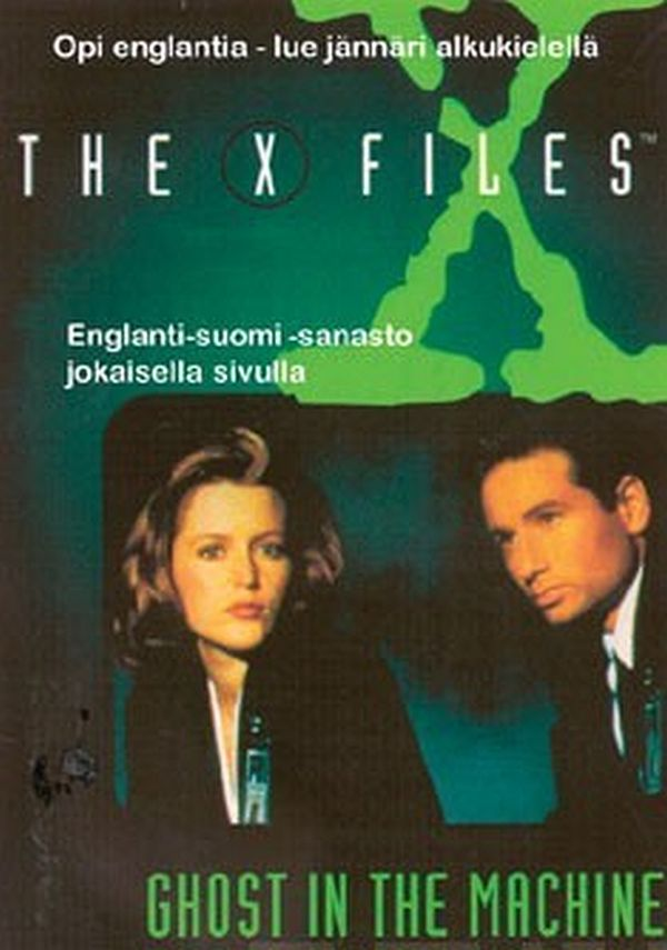 Image for X-files, the from Suomalainen.com