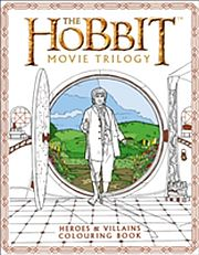 Image for Hobbit Movie Trilogy Colouring Book,  The from Suomalainen.com