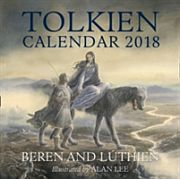 Image for Tolkien Calendar 2018 from Suomalainen.com