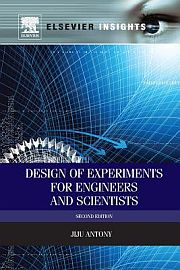 Image for Design of Experiments for Engineers and Scientists from Suomalainen.com