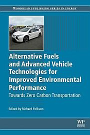 Image for Alternative Fuels and Advanced Vehicle Technologies for Improved Environmental Performance from Suomalainen.com