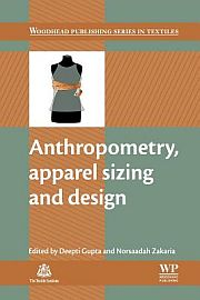 Image for Anthropometry, Apparel Sizing and Design from Suomalainen.com