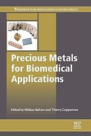 Image for Precious Metals for Biomedical Applications from Suomalainen.com