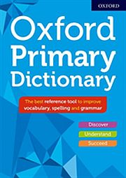 Image for Oxford Primary Dictionary from Suomalainen.com