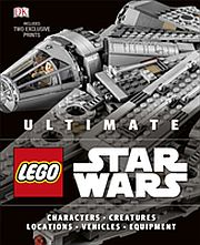Image for Ultimate LEGO Star Wars from Suomalainen.com