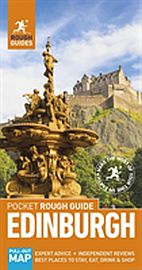 Image for Pocket Rough Guide Edinburgh from Suomalainen.com