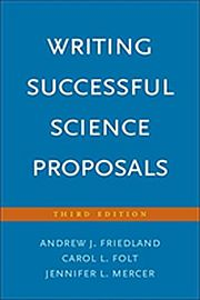 Image for Writing Successful Science Proposals from Suomalainen.com