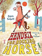 Image for Hendrix the Rocking Horse from Suomalainen.com