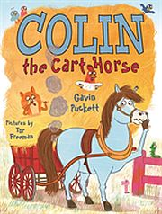 Image for Colin the Cart Horse from Suomalainen.com