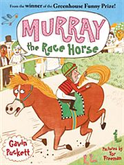 Image for Murray the Race Horse from Suomalainen.com