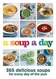 Image for Soup a Day,A from Suomalainen.com