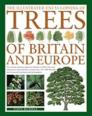 Image for Illustrated Encyclopedia of Trees of Britain and Europe,The from Suomalainen.com
