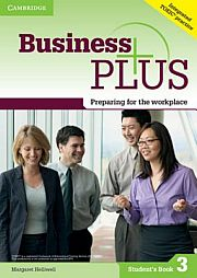 Image for Business Plus Level 3 Student's Book from Suomalainen.com