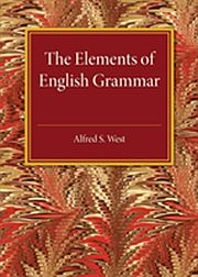 Image for Elements of English Grammar,The from Suomalainen.com