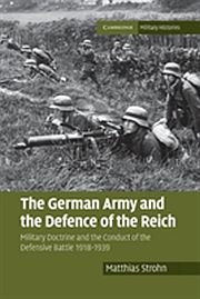 Image for German Army and the Defence of the Reich,The from Suomalainen.com