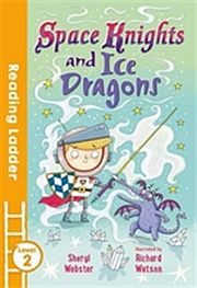 Image for Space Knights and Ice Dragons from Suomalainen.com