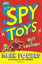 Image for Spy Toys: Out of Control! from Suomalainen.com