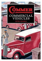 Image for Commer Commercial Vehicles from Suomalainen.com