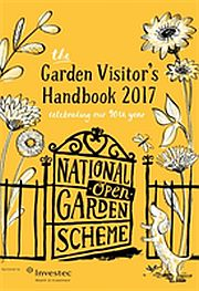 Image for Ngs: The Garden Visitor's Handbook 2017 from Suomalainen.com