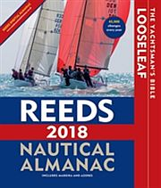 Image for Reeds Looseleaf Almanac 2018 (Inc Binder) from Suomalainen.com